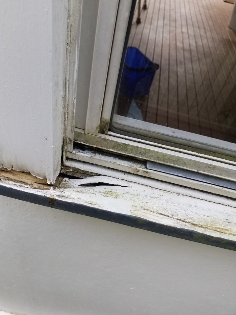 defect found during property inspection in Brisbane