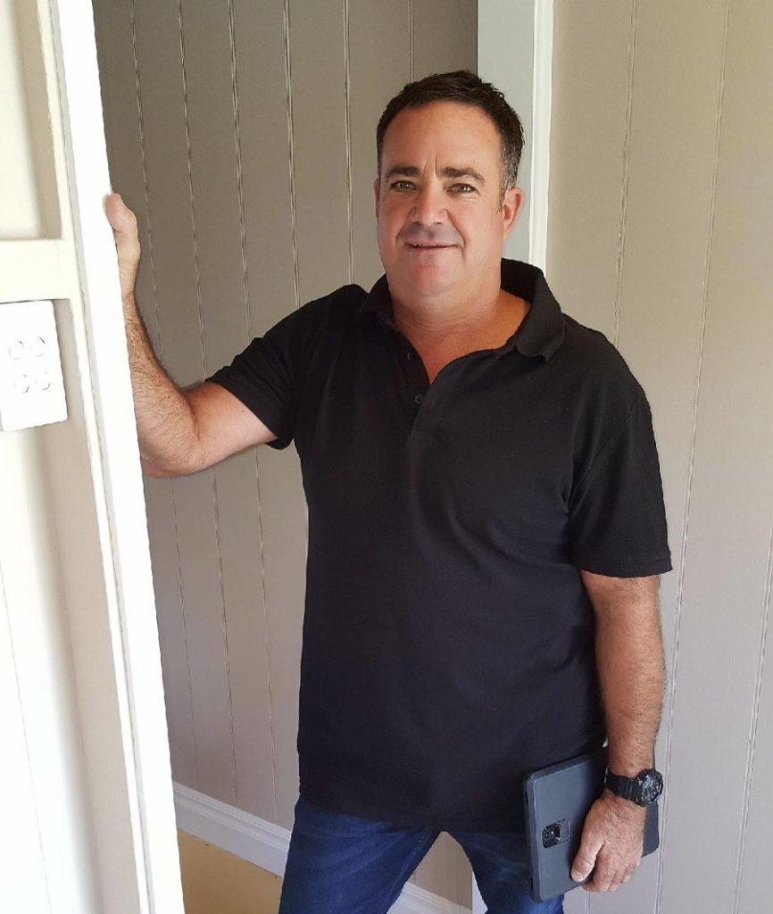 Ben the Building inspector in Brisbane
