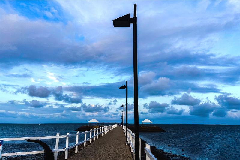 Wynnum Pier