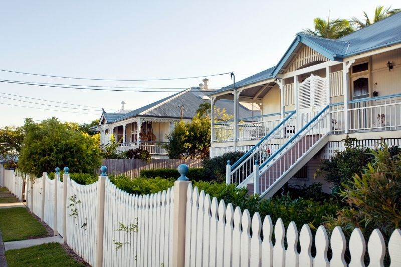 Brisbane Queenslander Homes